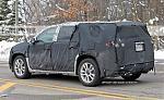 Нажмите на изображение для увеличения.  Название:2018-Chevrolet-Traverse-spy-photo-109-876x535.jpg Просмотров:32 Размер:156.9 Кб ID:78320