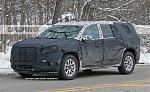 Нажмите на изображение для увеличения.  Название:2018-Chevrolet-Traverse-spy-photo-104-876x535.jpg Просмотров:28 Размер:178.5 Кб ID:78322